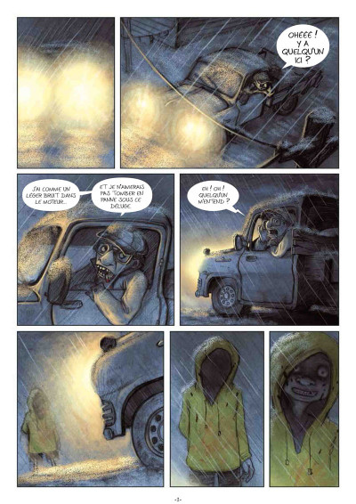 Page 5 Un léger bruit dans le moteur