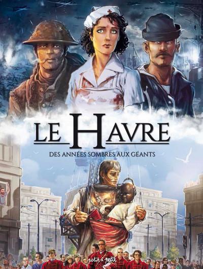 Couverture Le Havre tome 2