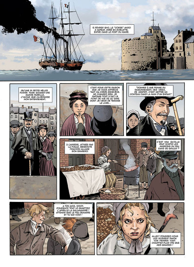 Page 1 Le Havre tome 2