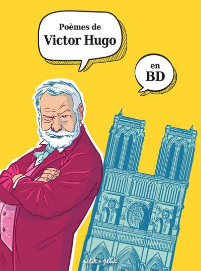 Couverture Victor Hugo en BD