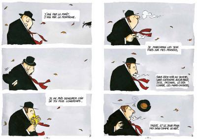 Page 1 Victor Hugo en BD