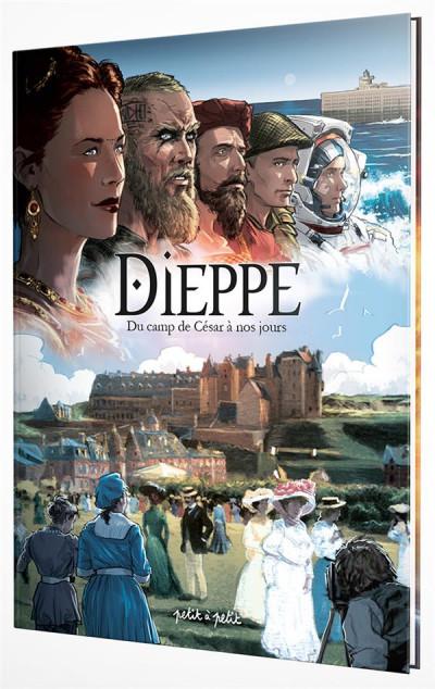 Couverture Dieppe en BD