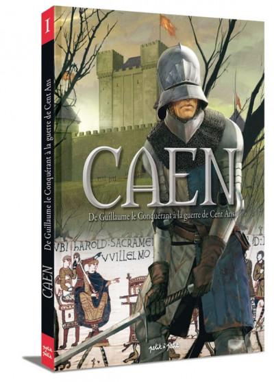 Couverture Caen tome 1