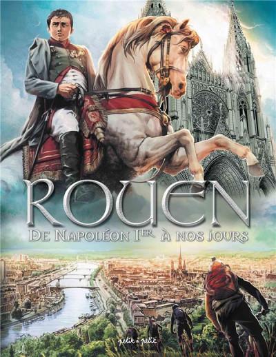 Couverture Rouen tome 4
