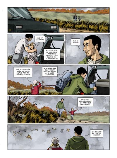 Page 3 mourir sur Seine tome 1
