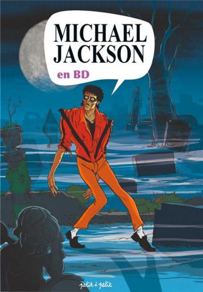 Couverture Michael Jackson en BD