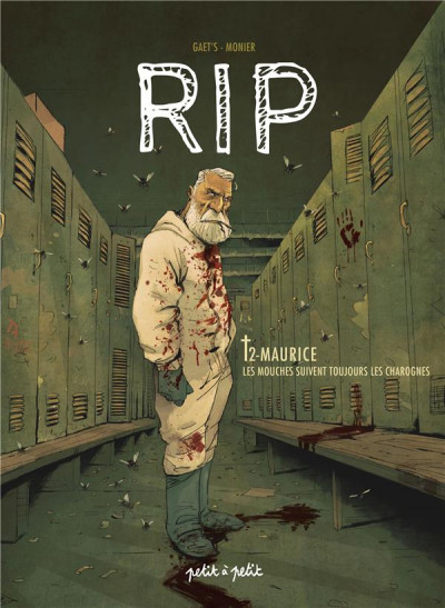 Couverture Rip tome 2