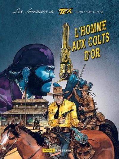Couverture Les aventures de Tex tome 1