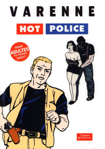 Couverture Hot police