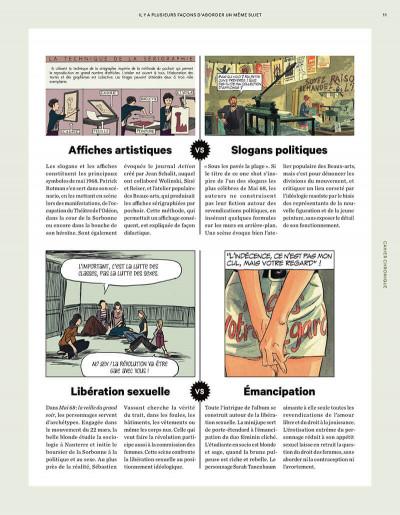 Page 0 Les cahiers de la BD tome 3
