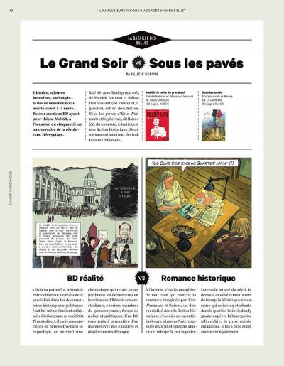 Page 9 Les cahiers de la BD tome 3