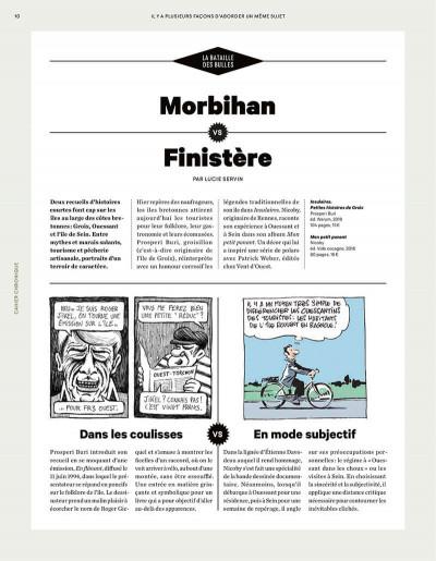 Page 9 Les cahiers de la BD tome 4