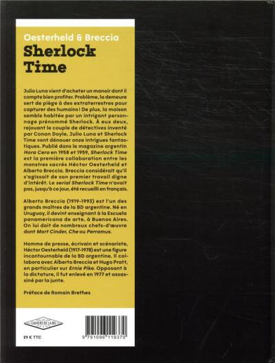 Dos Sherlock time