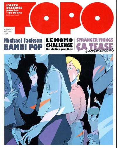 Couverture Revue Topo tome 17
