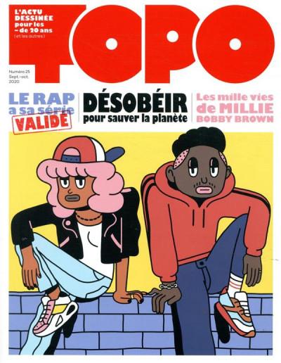 Couverture Revue Topo tome 25