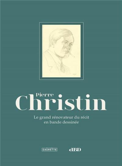 Couverture Pierre Christin - Entretiens