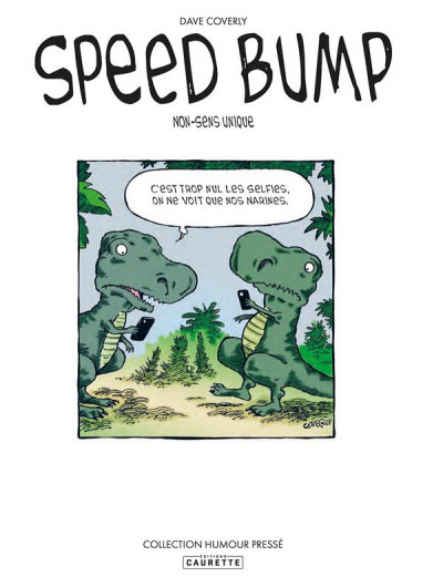 Couverture Speedbump tome 1