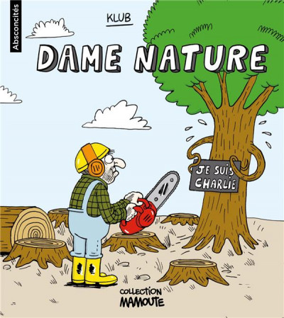 Couverture Dame nature