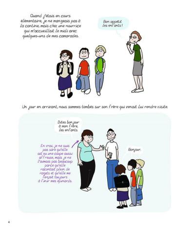 Page 5 Un autre regard tome 3 - La charge émotionnelle et autres trucs invisibles