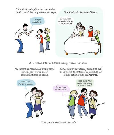 Page 6 Un autre regard tome 3 - La charge émotionnelle et autres trucs invisibles