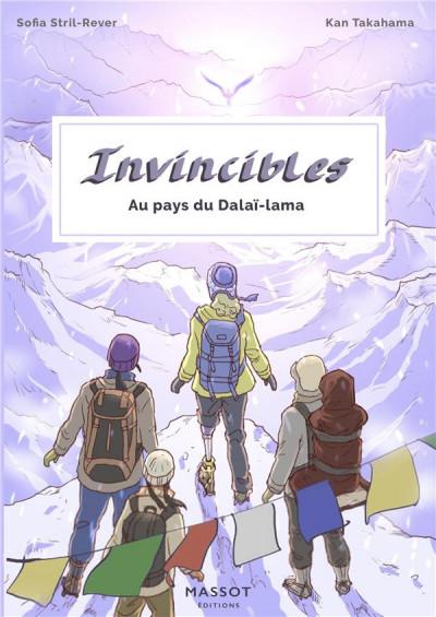 Couverture Invincibles