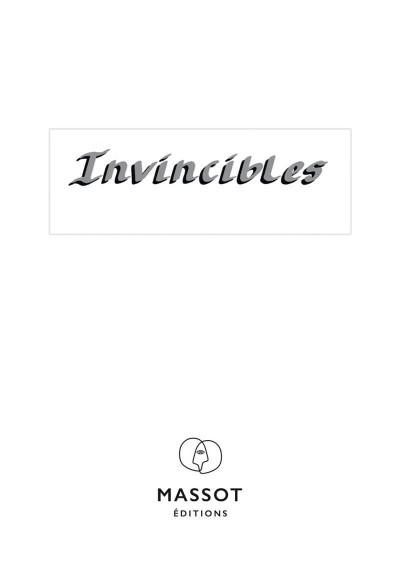 Page 2 Invincibles