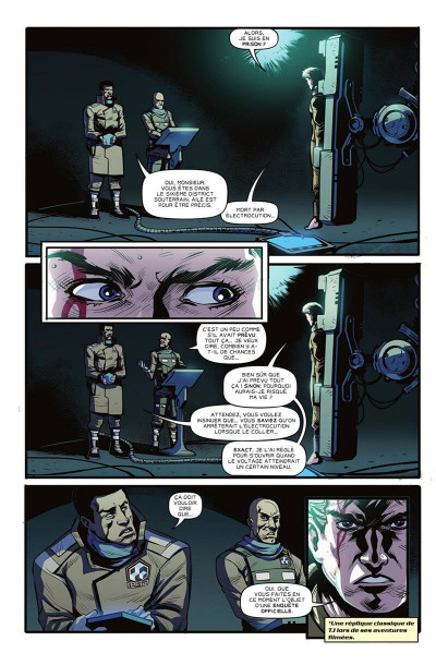 Page 9 Liberty deception tome 1