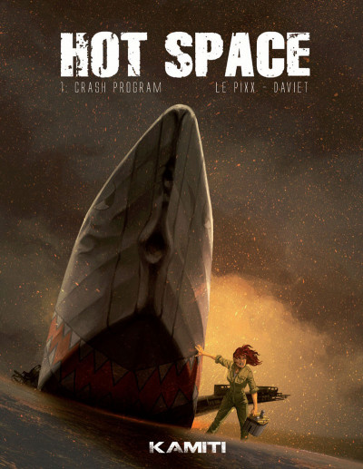 Couverture Hot space tome 1