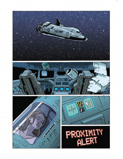 Page 1 Hot space tome 1