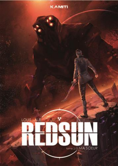 Couverture Red sun tome 2