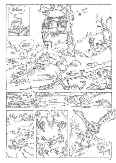 Page 1 Garulfo - intégrale de luxe tomes 1 à 3