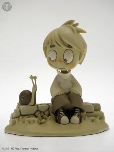 Page 1 figurine Petit Pierrot