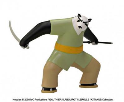 Page a figurine Isha