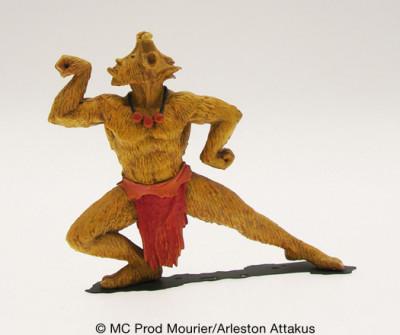Page 0 figurine Pröfy