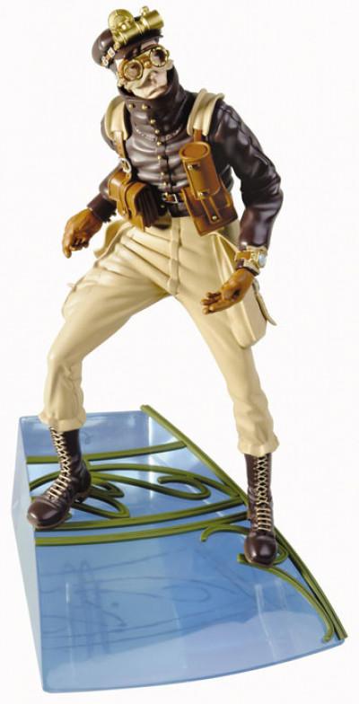 image de Figurine en Résine Le Réseau Bombyce ; Eustache