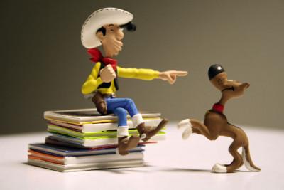 Page 2 Figurine Lucky Luke et  RANTANPLAN