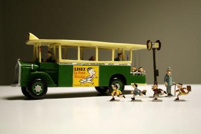 Page 7 Figurine Le bus du Petit Nicolas