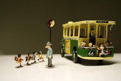 Page 8 Figurine Le bus du Petit Nicolas