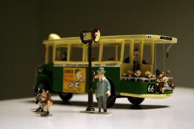 Page 9 Figurine Le bus du Petit Nicolas