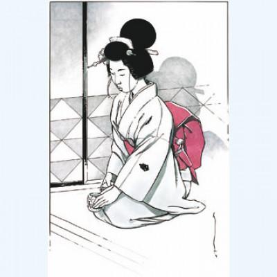 Page 0 Affiche N° 60 Femmede Michetz ; Signée  ; 50x70