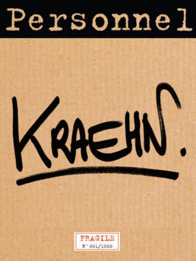 Page 8 Portfolio Personnel Kraehn - Signé & Numéroté 1000 ex. - 18x24