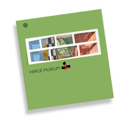 Page N Musée Hergé ; Petit Guide Illustré (UK)