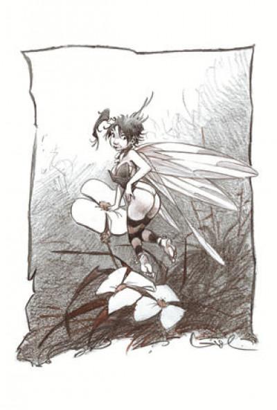 Page 3 Affiche Fleurs - Loisel - 50x70