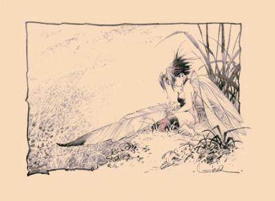 Page 1 Affiche Fée 9 - Loisel - 30x40