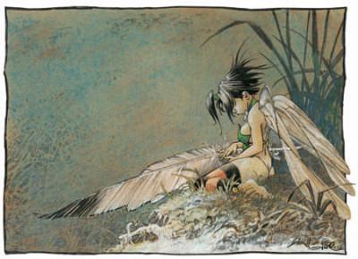 Page 6 Affiche Songe d'une nuit d'été - Loisel - 50x70