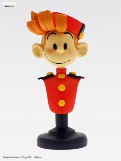e360d0e9be6d figurine résine Spirou et Fantasio   Spirou - BDfugue.com