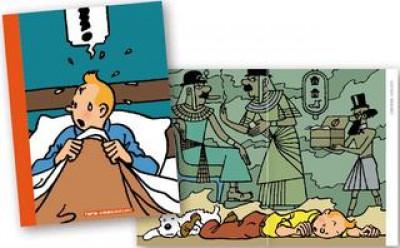 Page n Tintin Petit Agenda 2015