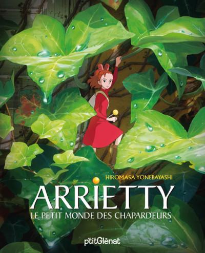 Page y Arrietty ; le petit monde des chapardeurs