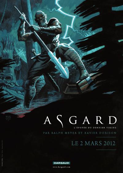 Page d Asgard tome 1 - Pied de fer