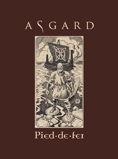 Page e Tirage de tête Asgard tome 1 - Pied de fer